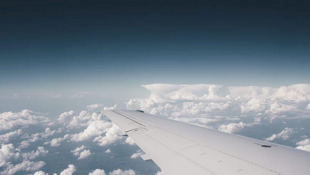 Photo aile d'avion